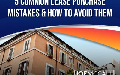 5 Common Lease Purchase Mistakes & How to Avoid Them