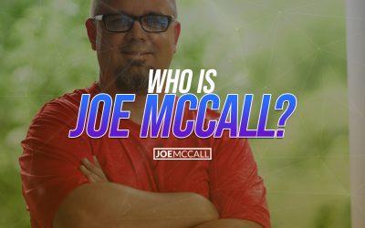 Who is Joe McCall?