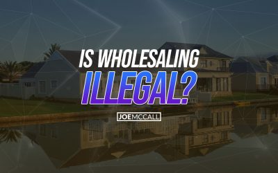 Is wholesaling illegal?