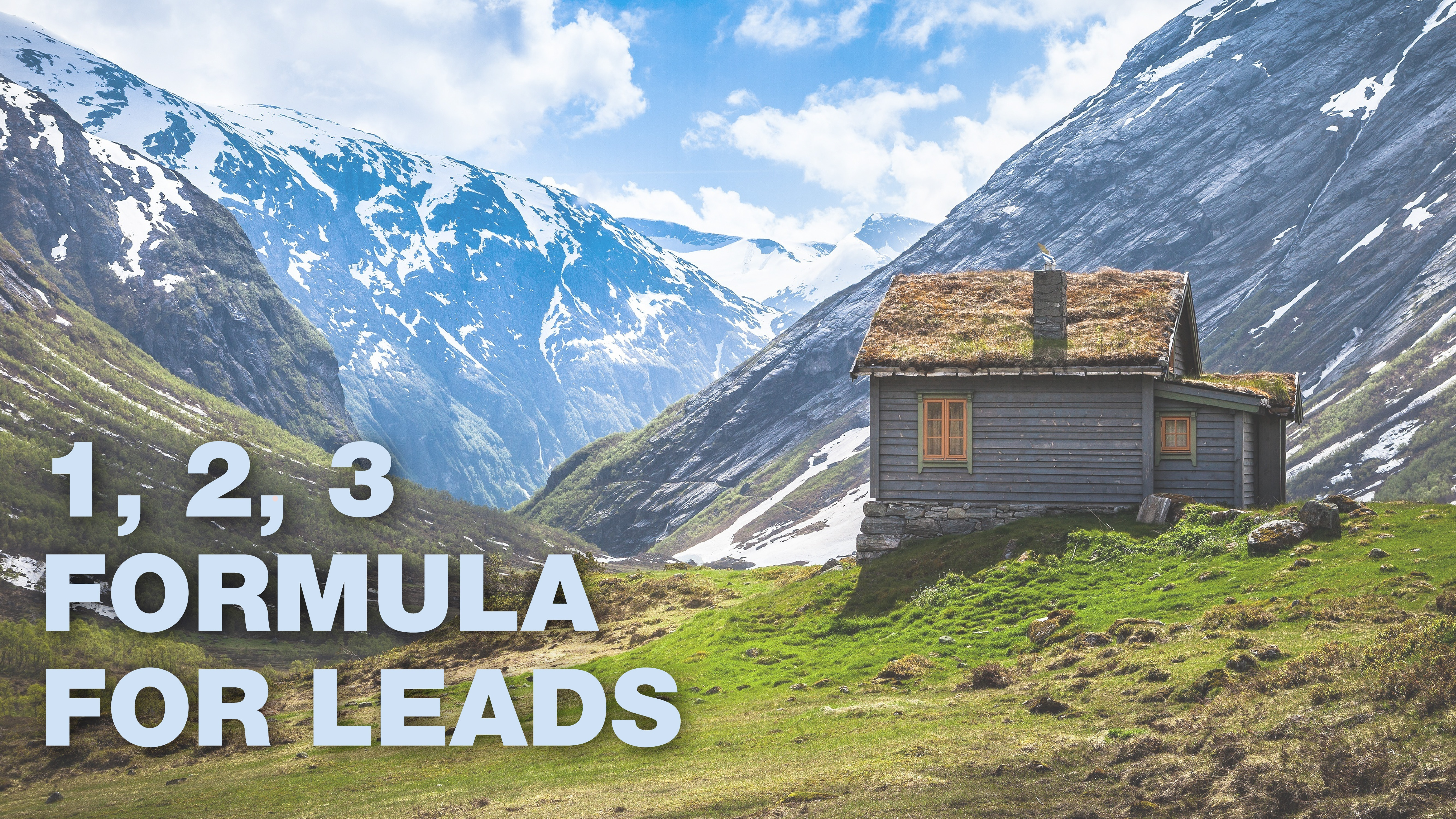1, 2, 3 formula for leads