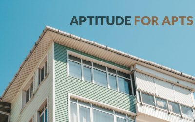 Aptitude for Apts