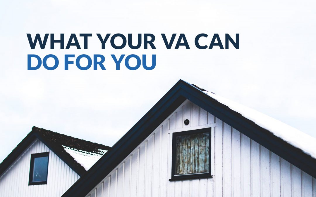 What your VA can do for you