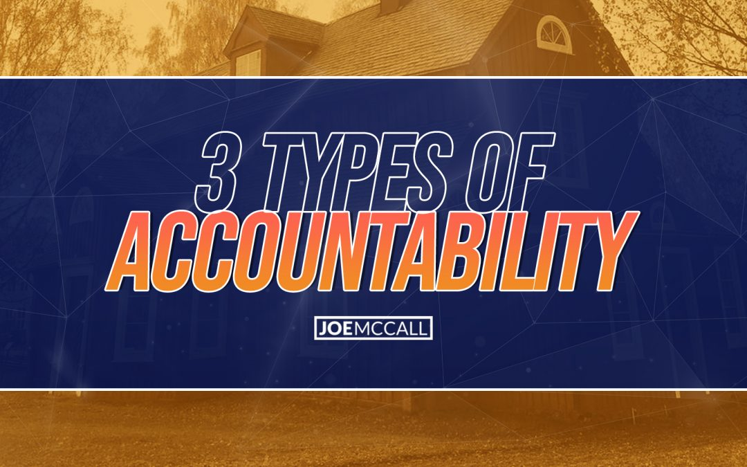 3 types of accountability