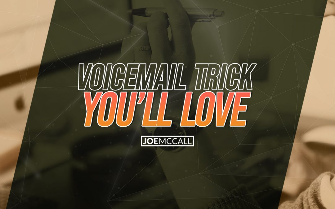 Voicemail trick you'll love