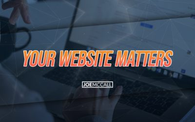 Your website matters